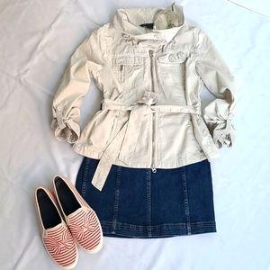 Armani Exchange Cotton Jacket M